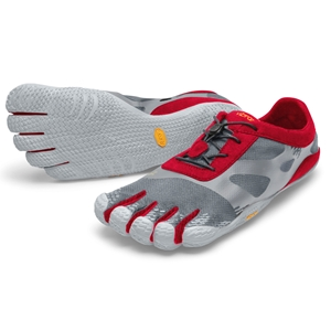 FiveFingers KSO EVO Gents Grey/Red