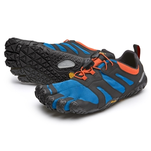 FiveFingers V-TRAIL 2.0 Gents Blue/Orange
