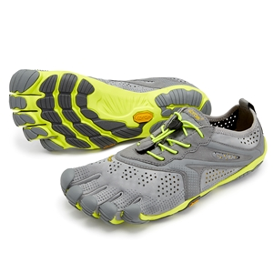 FiveFingers V-RUN Gents Grey/Yellow