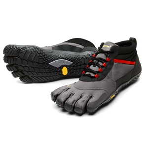 FiveFingers V-TREK INSULATED Gents Black/Grey/Red