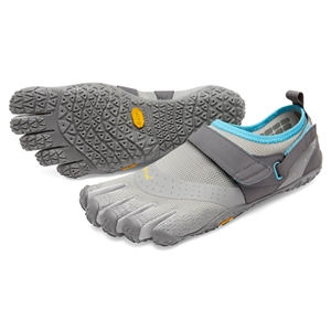 FiveFingers V-AQUA Ladies Light Grey/Blue