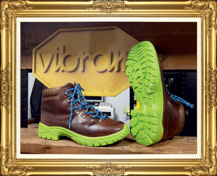 Vibram Viking Sole Unit