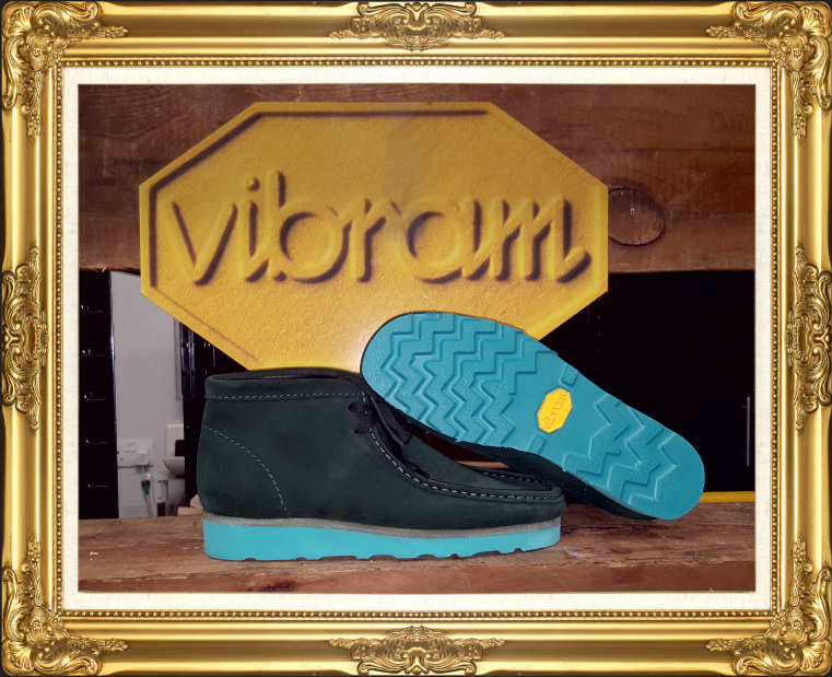 Vibram Cristy Sole Unit