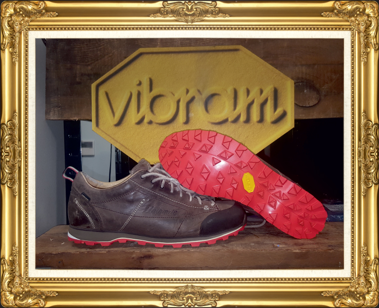 Vibram Zegama Sole Unit