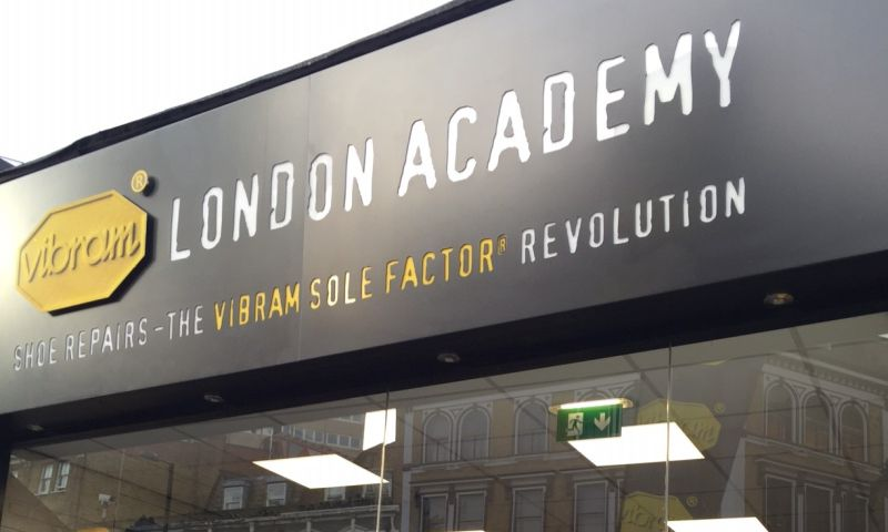 Vibram London Academy shop